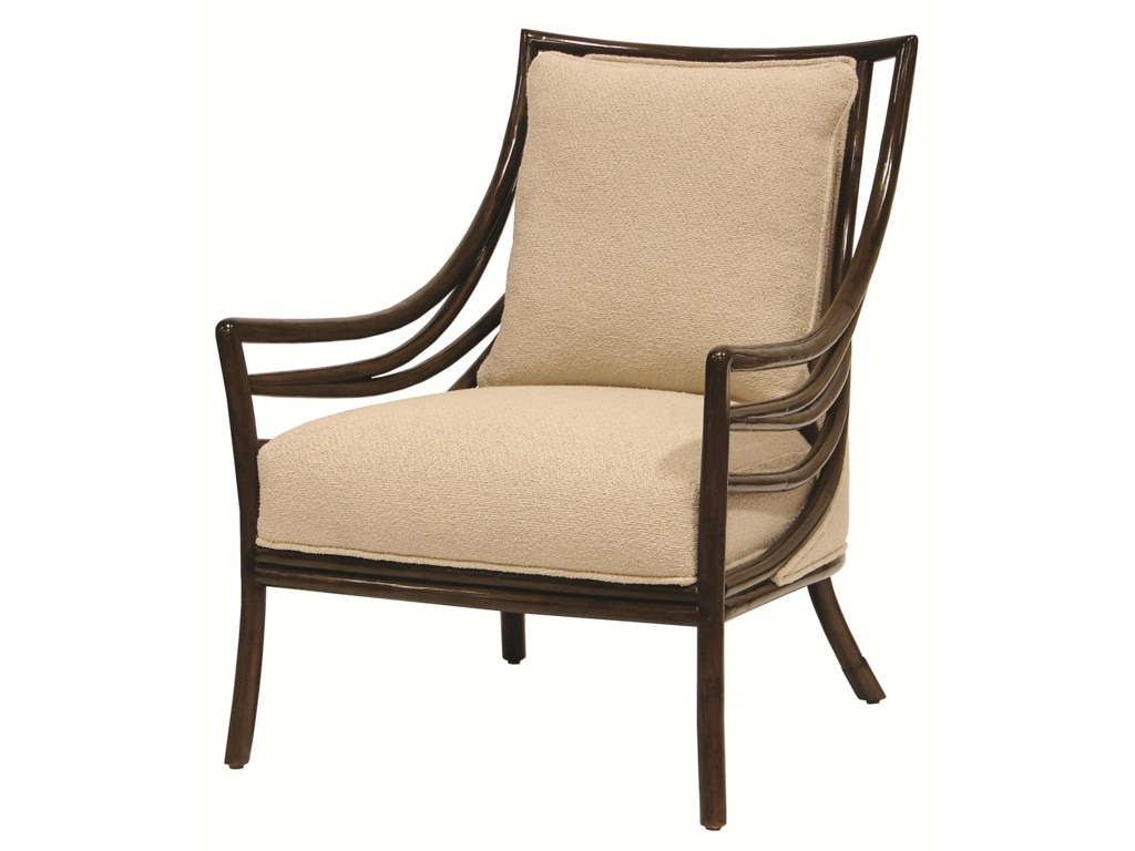 Palecek Accent Chairs By Palecek 7166 26 8444 21 Transitional