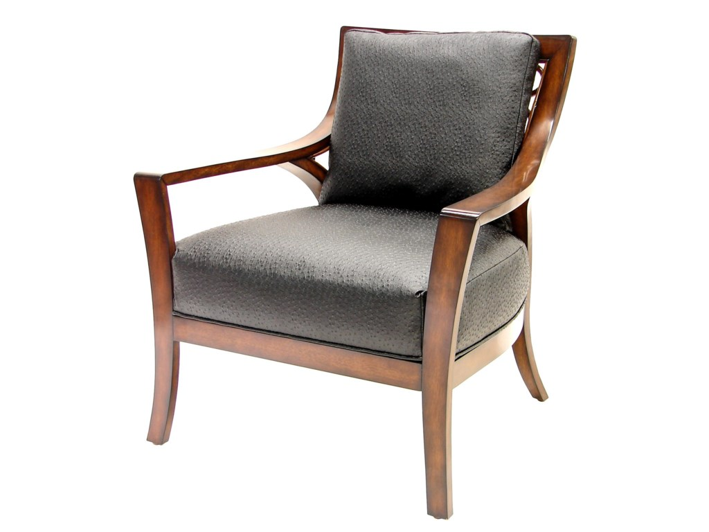 Palecek Accent Chairs by PalecekGeorgio Lounge Chair