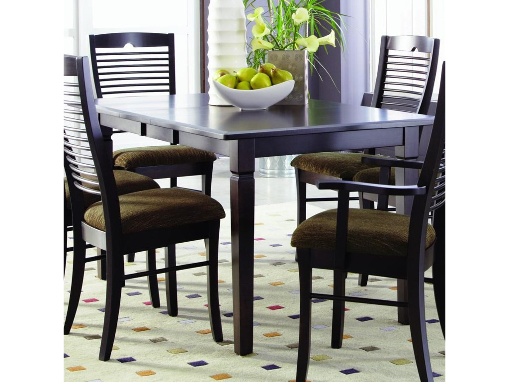 Palettes by Winesburg RomeoCustomizable Dining Table