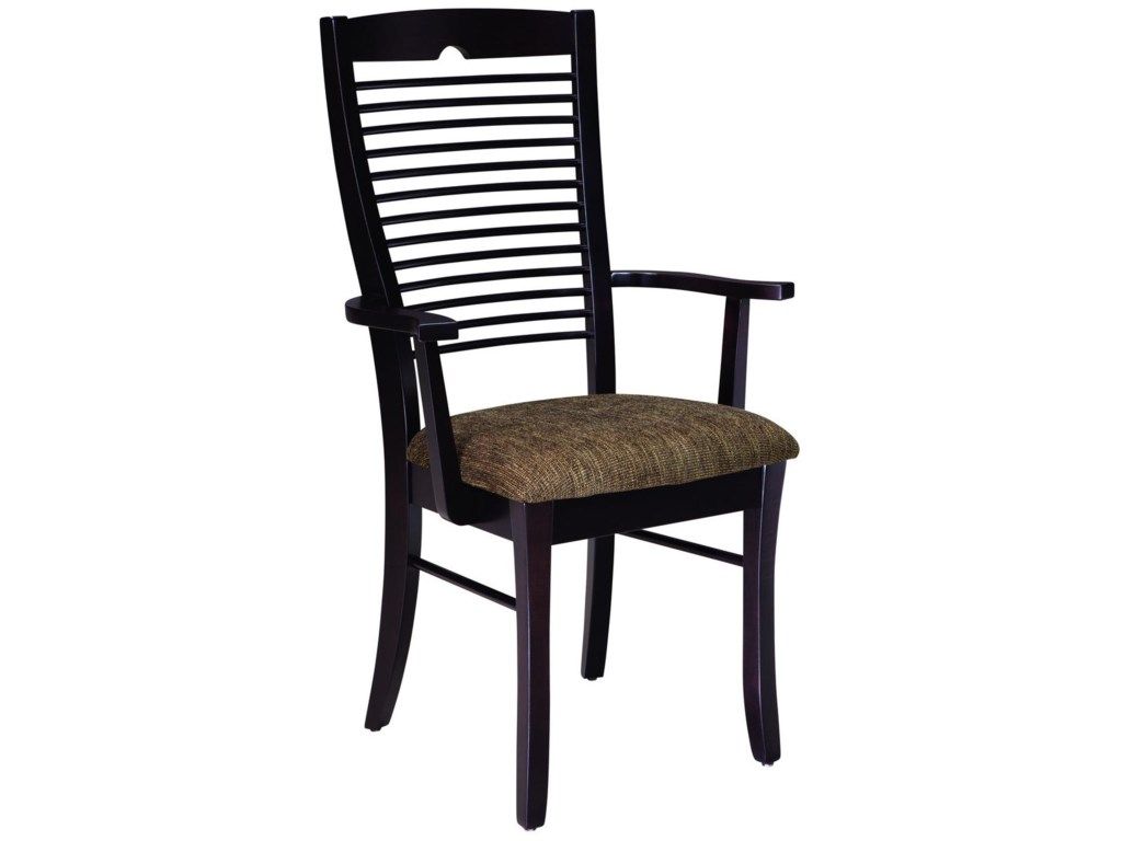 Palettes by Winesburg RomeoCustomizable Arm Chair