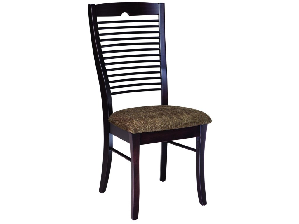 Palettes by Winesburg RomeoCustomizable Side Chair