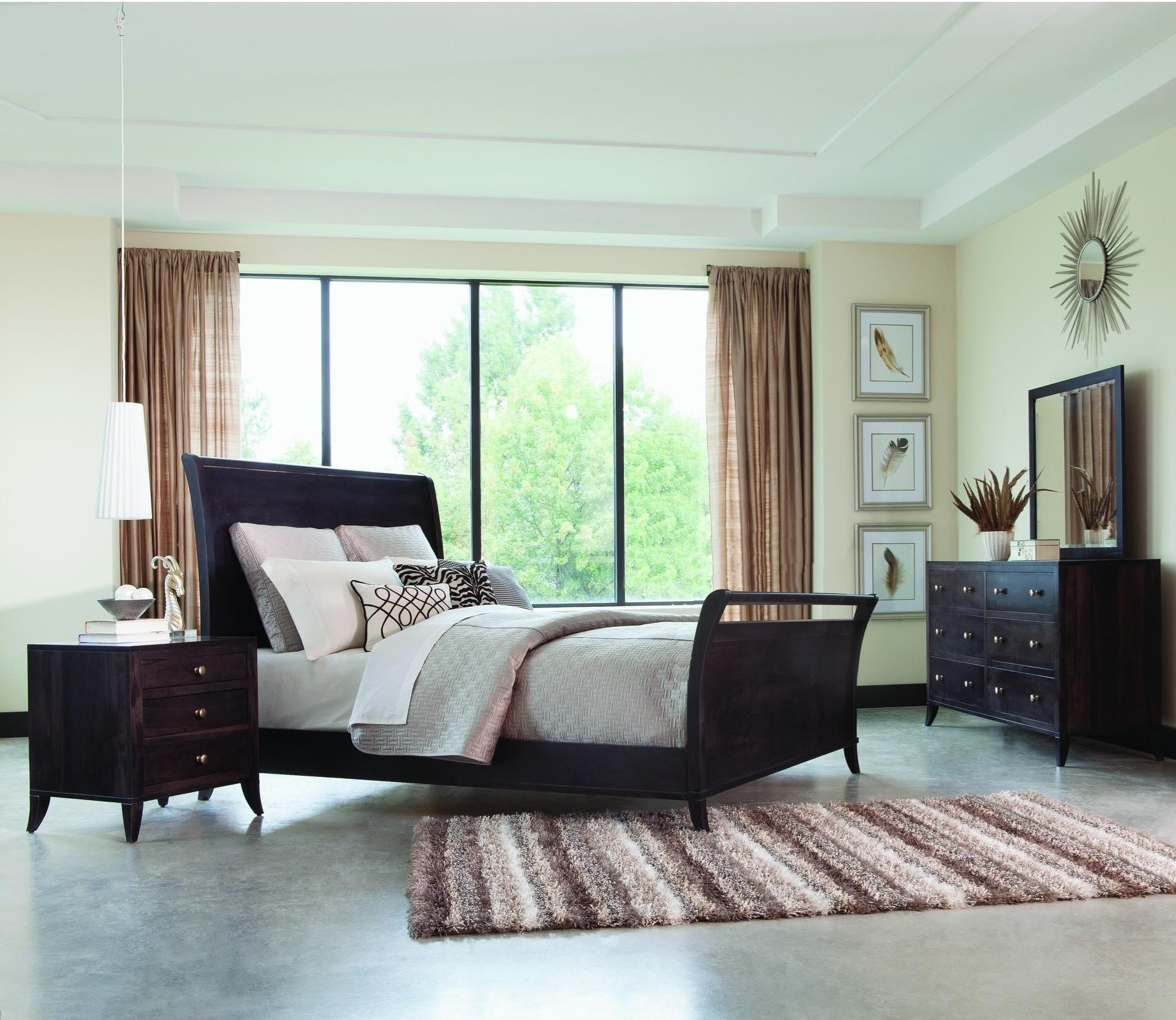 palettes furniture. Palettes By Winesburg Adrienne PWQueen Bedroom Group Furniture L