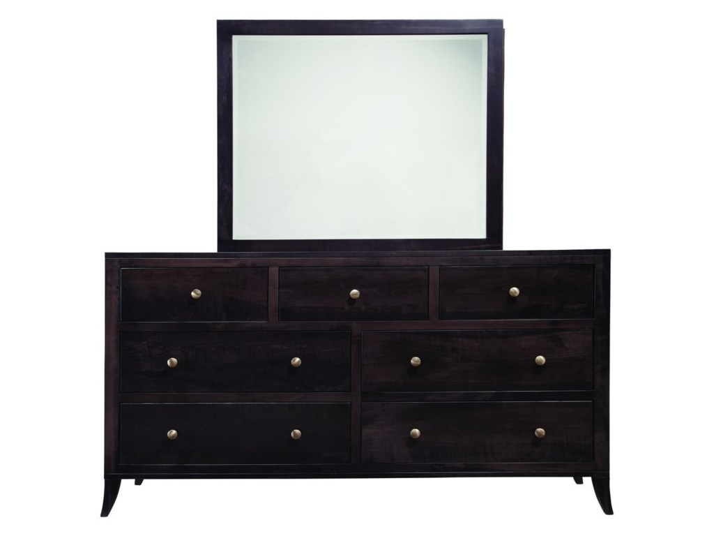 Palettes by Winesburg Adrienne PWSeven Drawer Dresser