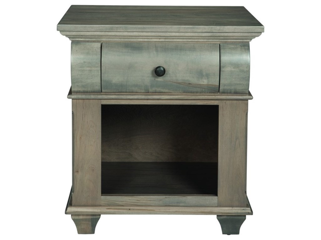 Palettes by Winesburg Bartletts IslandNight Stand