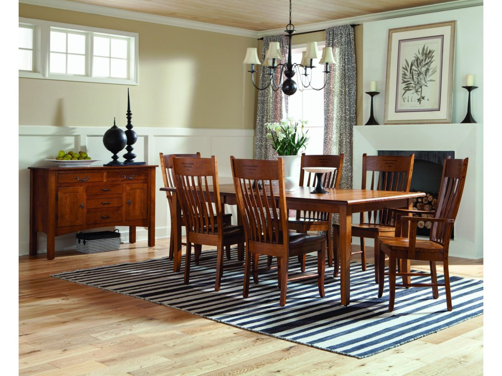 Palettes by Winesburg Classic ShakerSide Chair