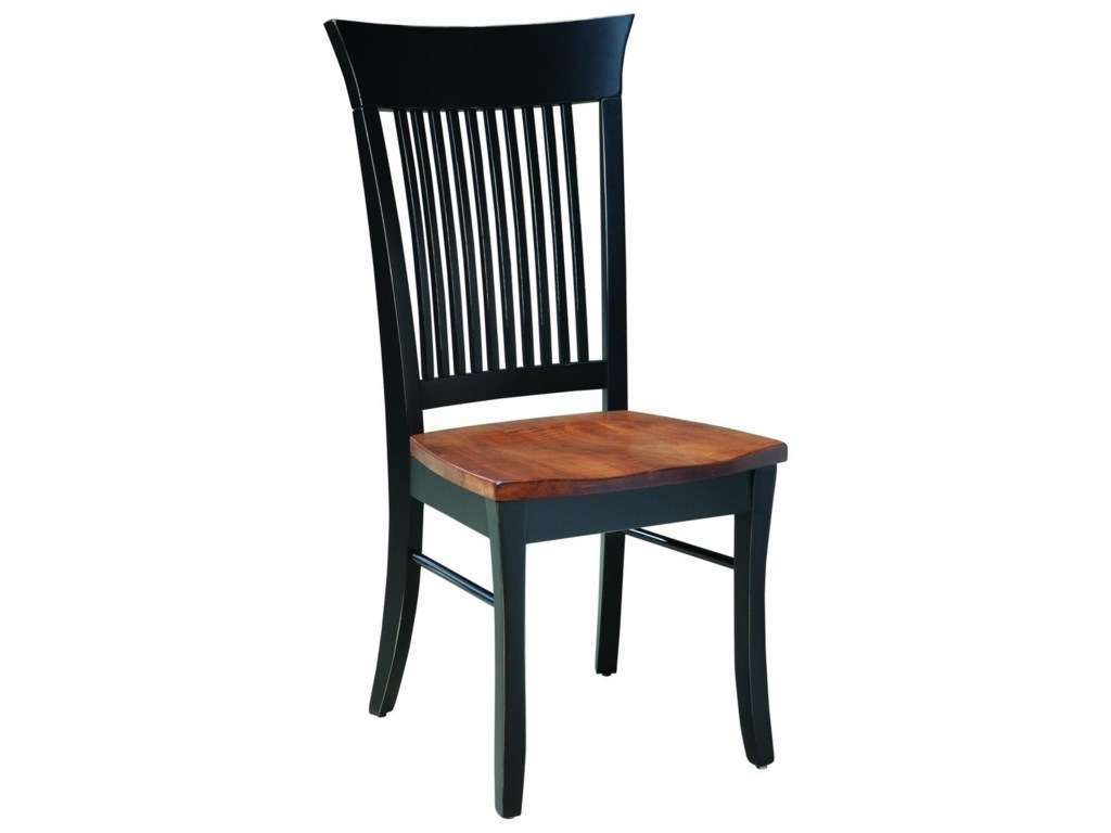 Palettes by Winesburg ExpressionsContempo Side Chair