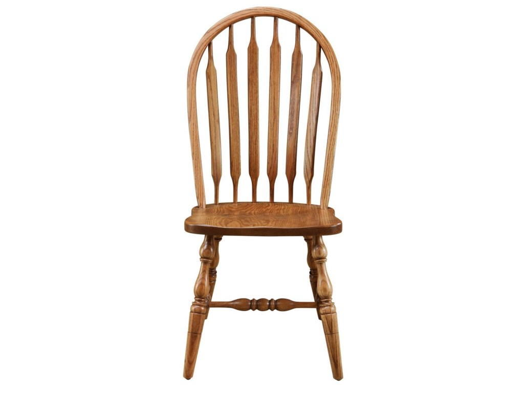 Palettes by Winesburg Jr. Bowback GroupCustomizable Side Chair