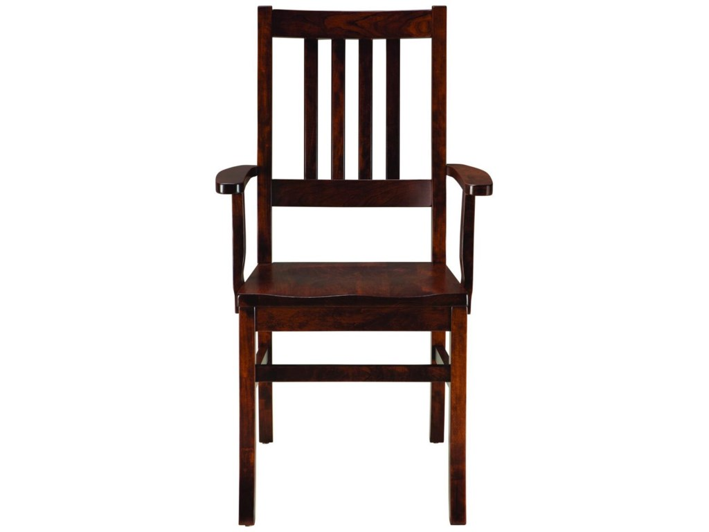 Palettes by Winesburg Lance Customizable Arm Chair