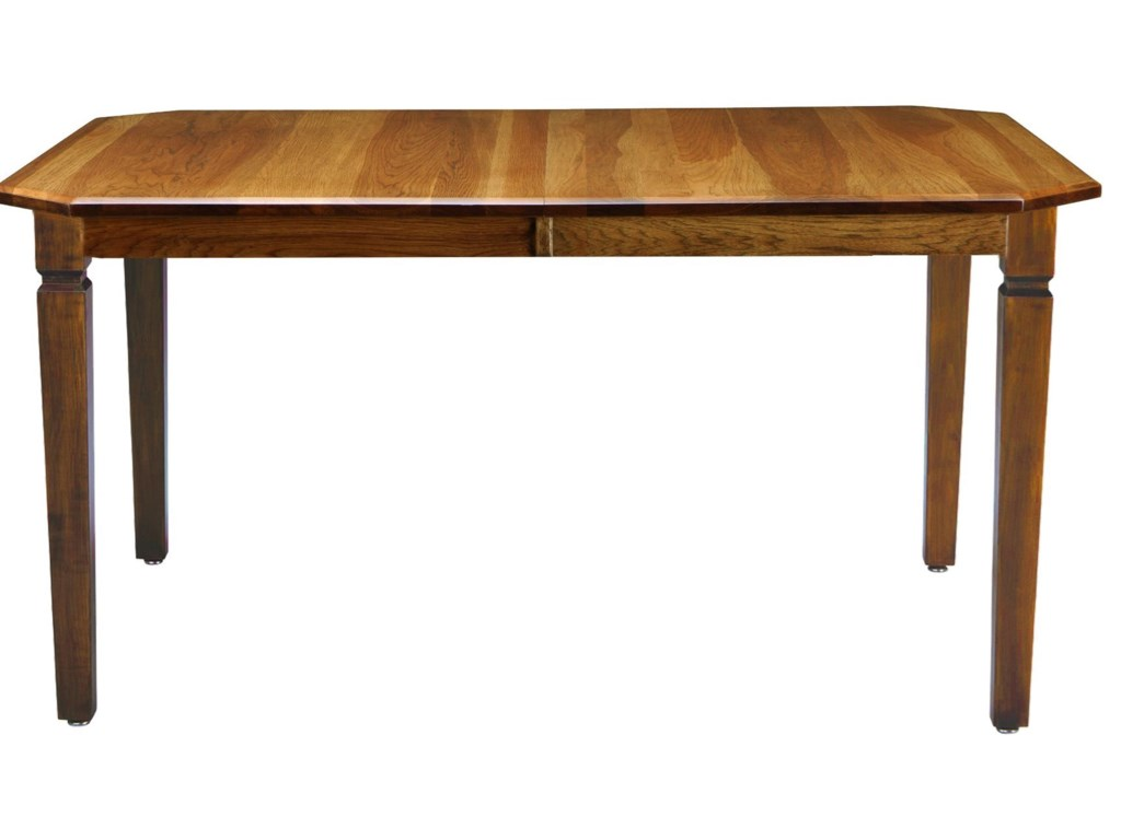 Palettes by Winesburg Lifestyles Lite DiningClipped Corner Table - Laminate Top