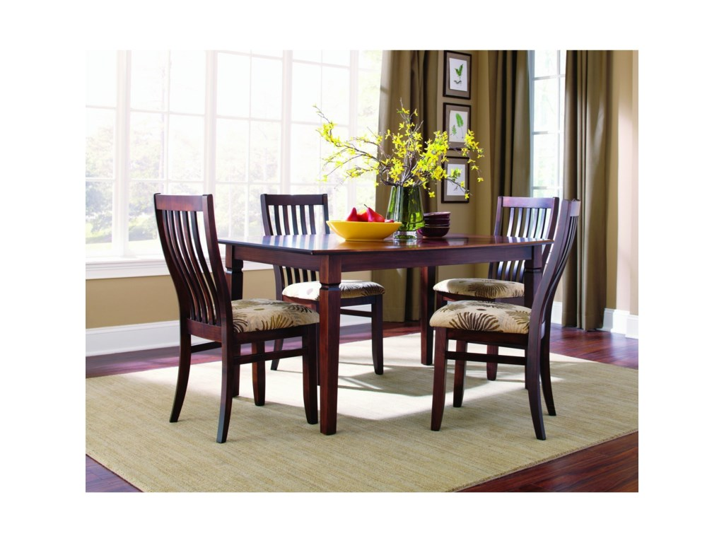 Palettes by Winesburg Lifestyles Lite DiningLandon Side Chair