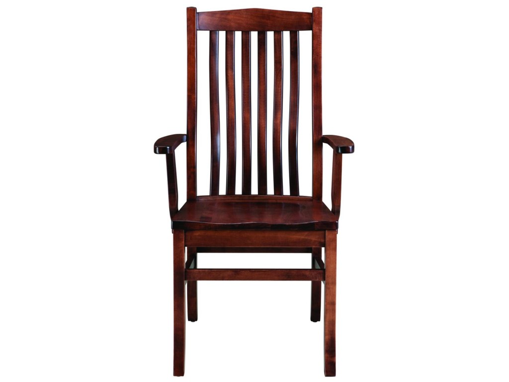 Palettes by Winesburg Prestige Arm Chair