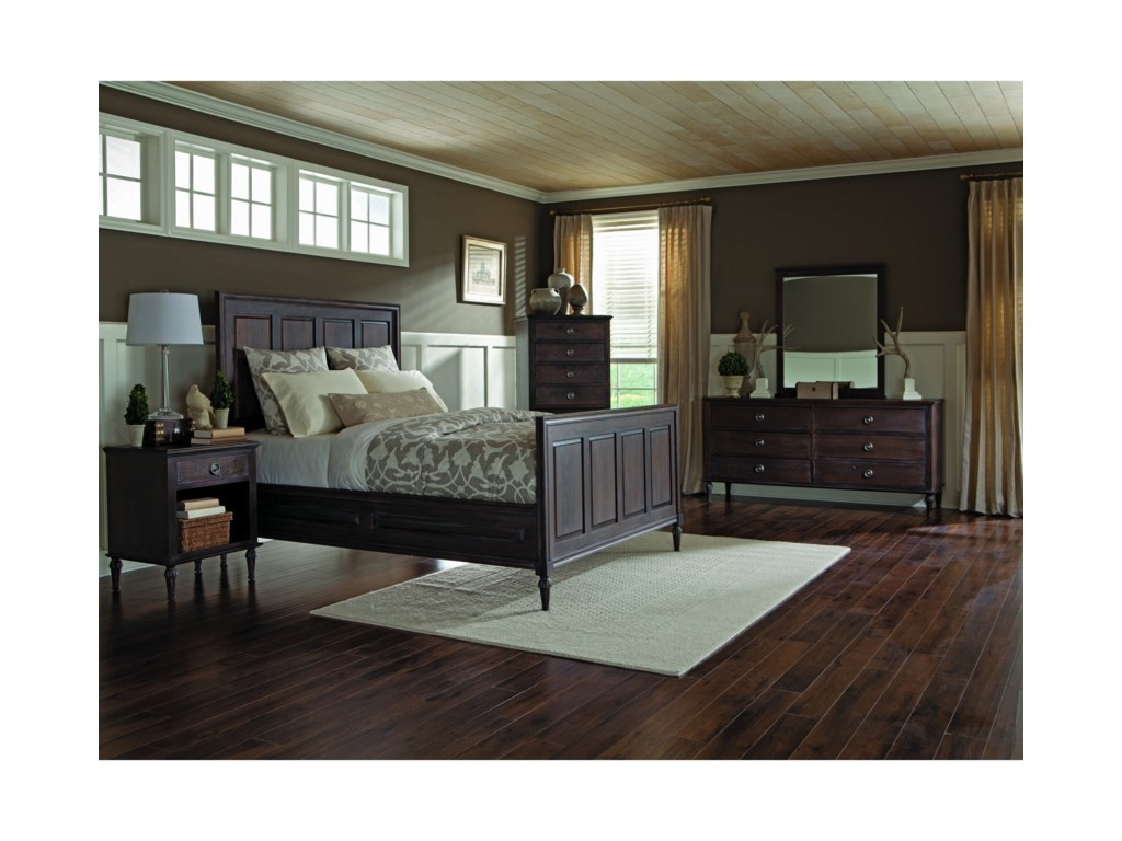 Palettes by Winesburg Southampton7-Drawer Dresser
