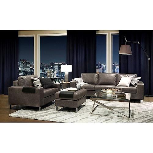 Palliser Bello Stationary Living Room Group