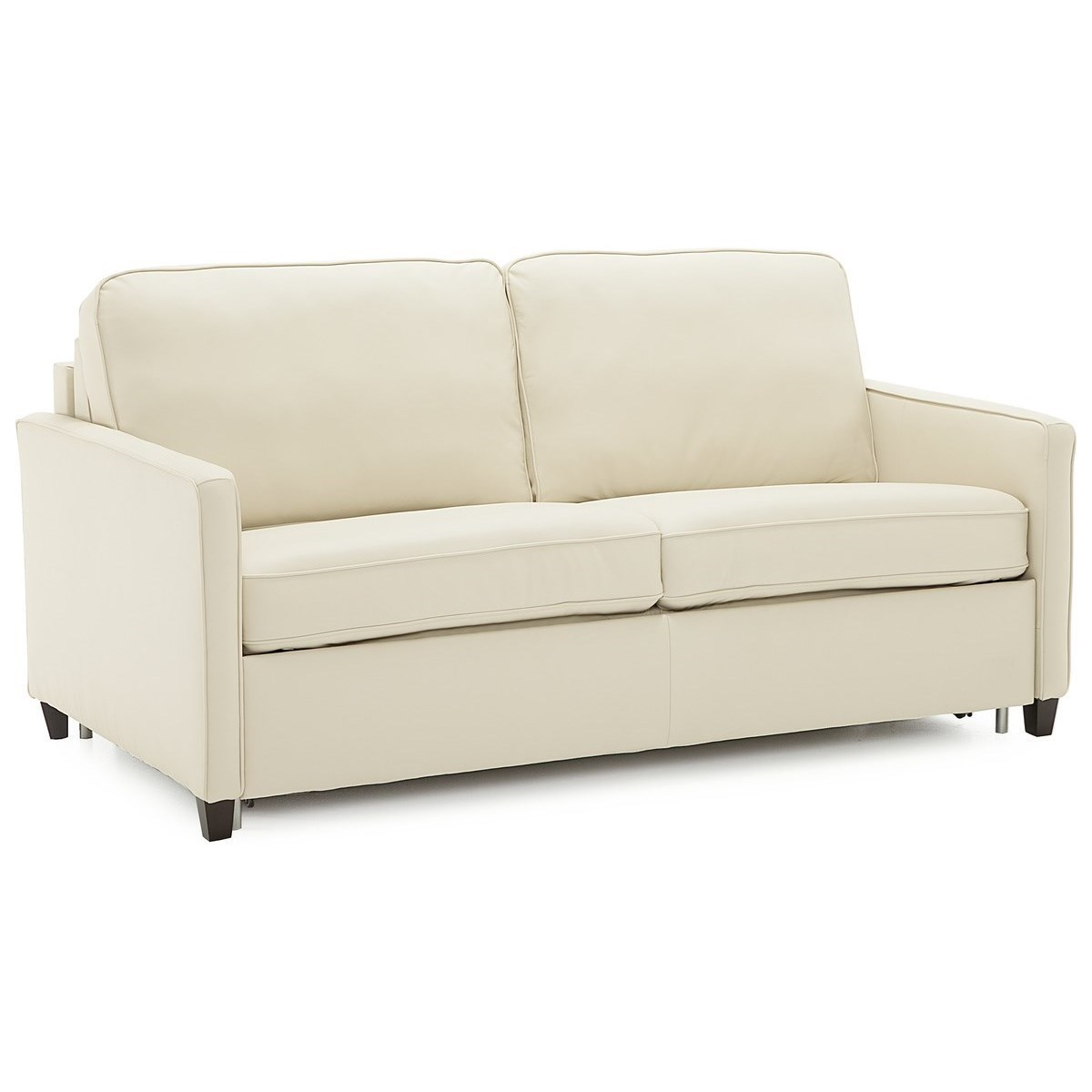 Palliser California Contemporary Sofa Sleeper With Heat Control Double  Mattress