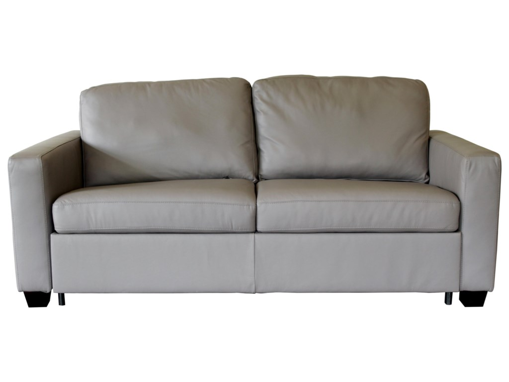 Palliser Kildonan 40526-21 Casual Double Sofa Sleeper with Track ...