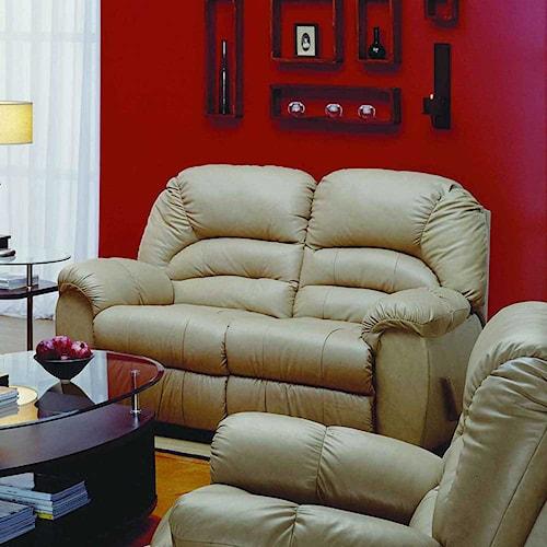 Palliser Taurus Luxurious Reclining Love Seat