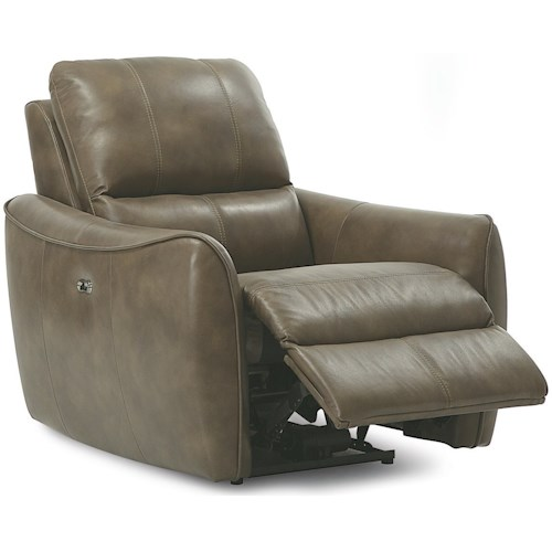 Palliser Arlo Contemporary Power Wall Hugger Recliner