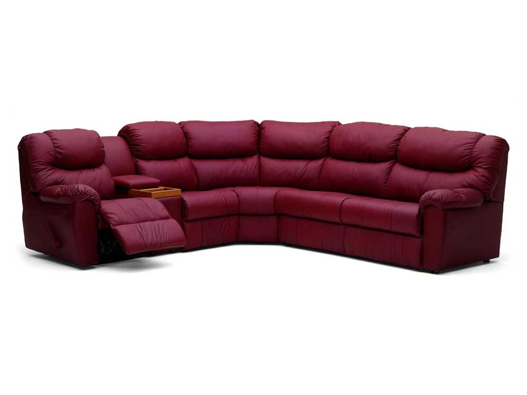 Palliser RegentSection Sofa Bed