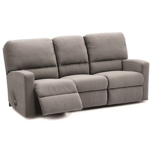 North America 46205 Casual Power Reclining Sofa with Drop Table