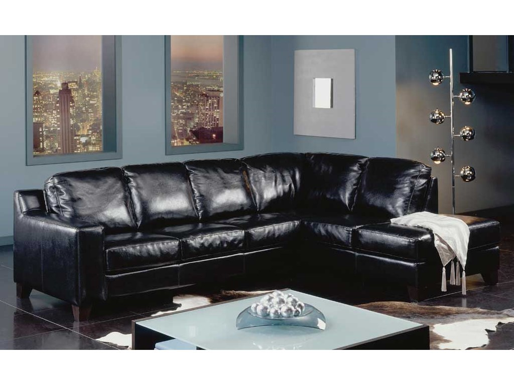 Palliser Reed 77289chaise Sectional