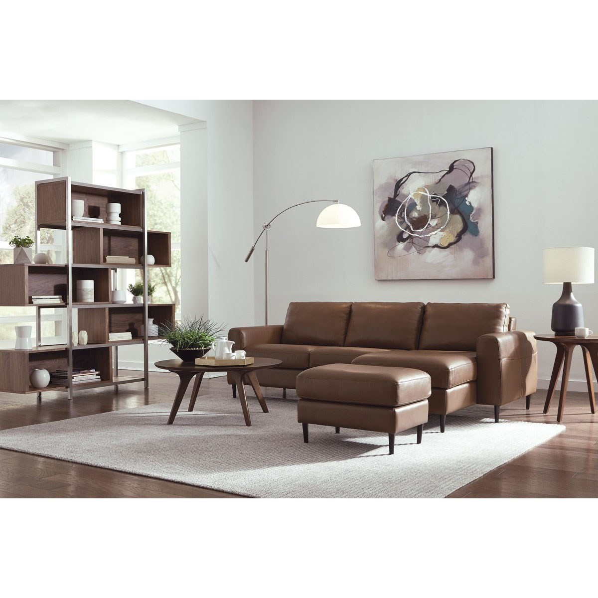 Contemporary Living Room Group