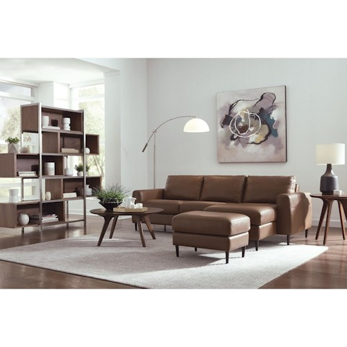 Palliser Atticus Contemporary Living Room Group