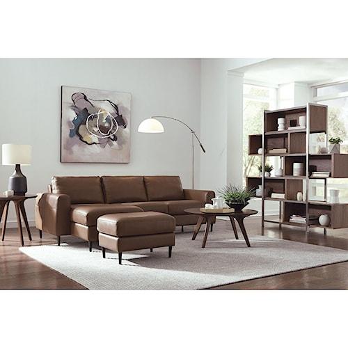 Palliser Atticus Contemporary Living Room Group