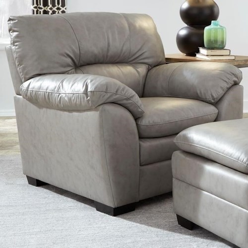 Palliser Amisk Casual Chair with Pillow Arms
