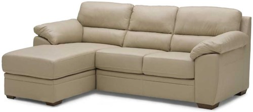Palliser Cypress Contemporary Sofa with Chaise