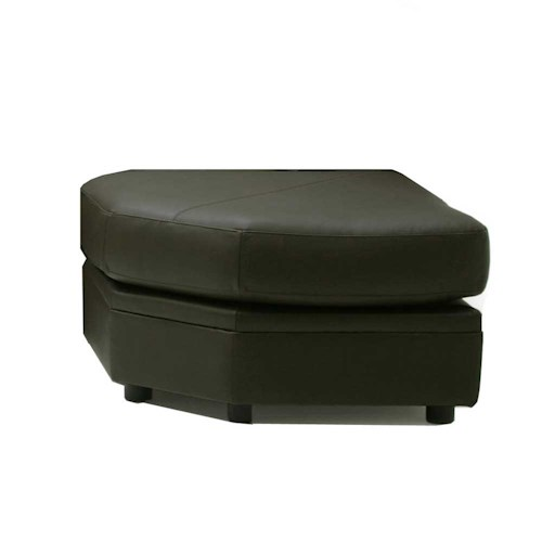 Palliser Cypress Contemporary Angled Ottoman