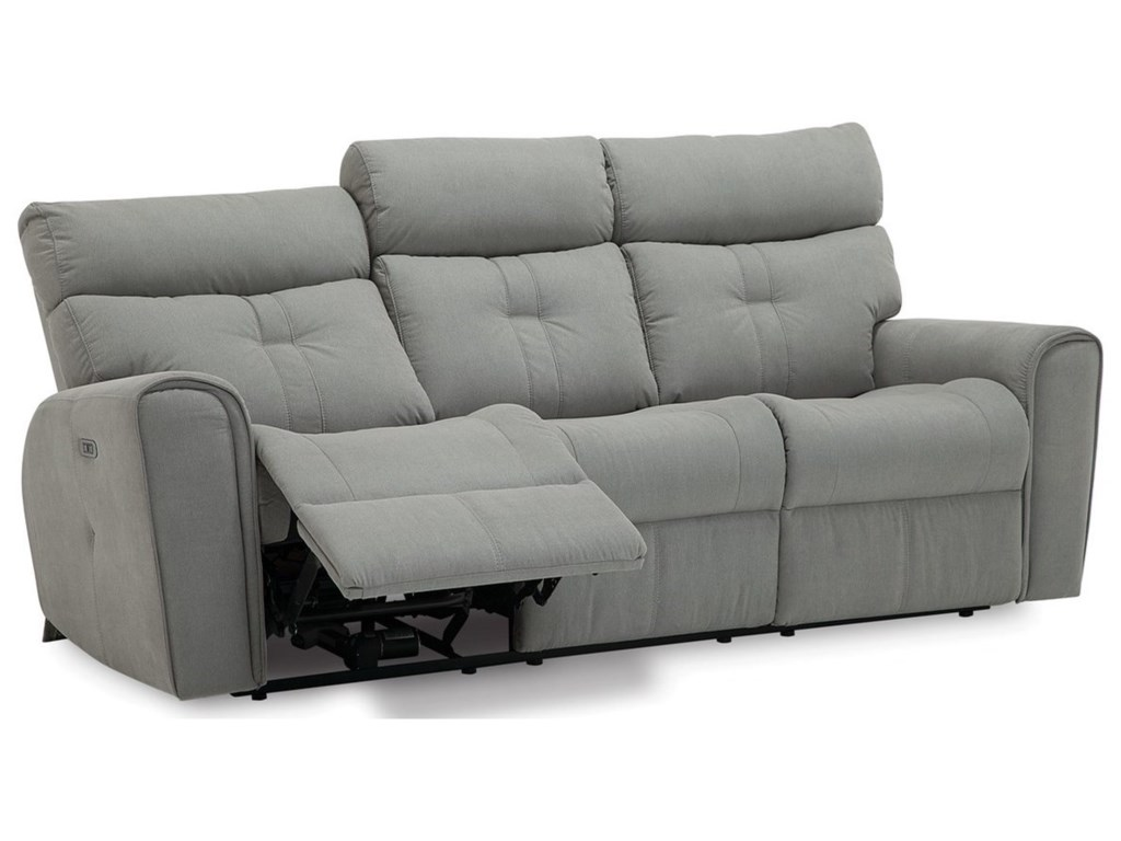 Palliser AcaciaSofa Power Recliner w/ Power Headrests