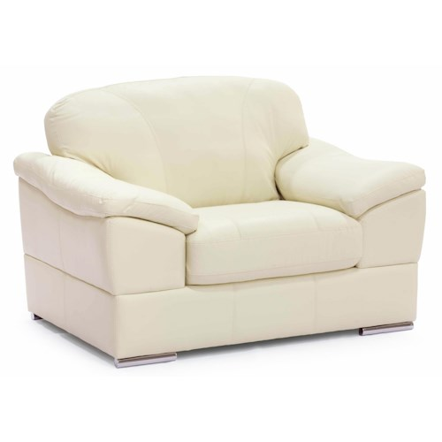 Palliser Acapulco Casual Chair with Pillow Arms