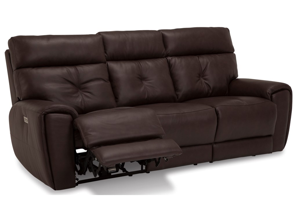 Palliser AedonSofa Power Recliner w/ Power Headrest