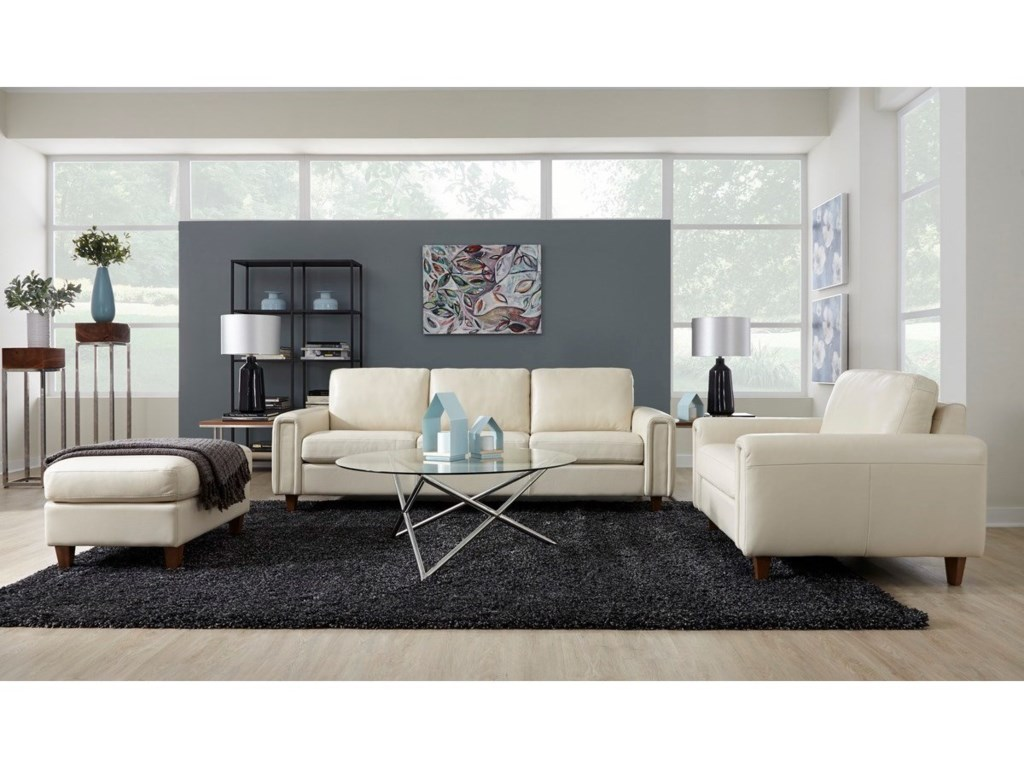 Palliser AlmaStationary Living Room Group