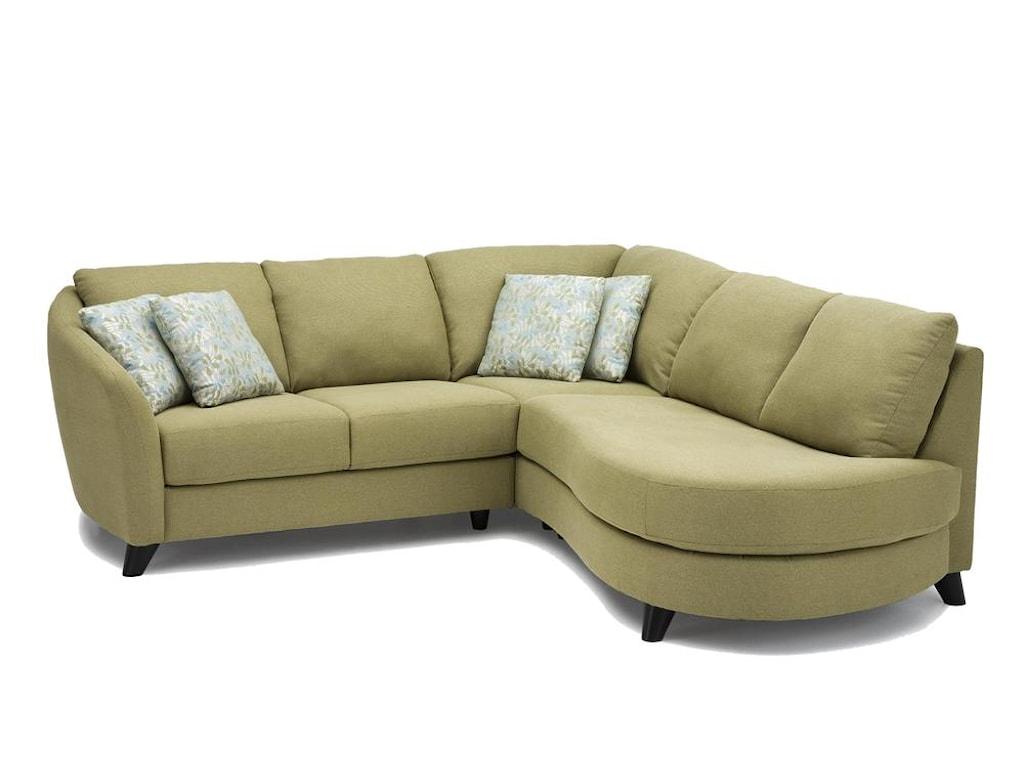 Palliser AlulaSectional Sofa
