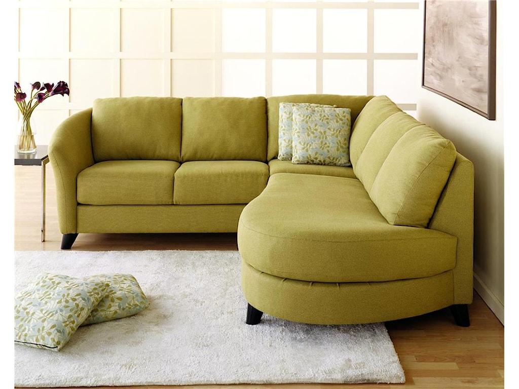 Palliser Alula 77427Sectional Sofa