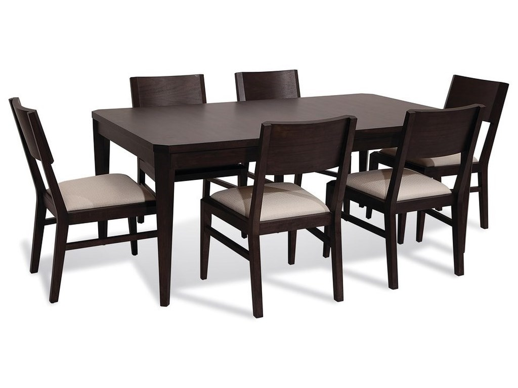 Palliser Aria7-Piece Table and Chair Set