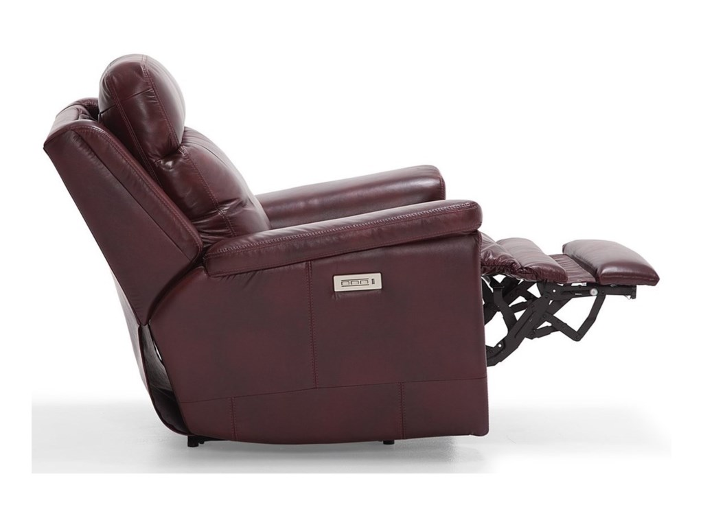 Palliser AsherWallhugger Power Recliner w/ Power HR