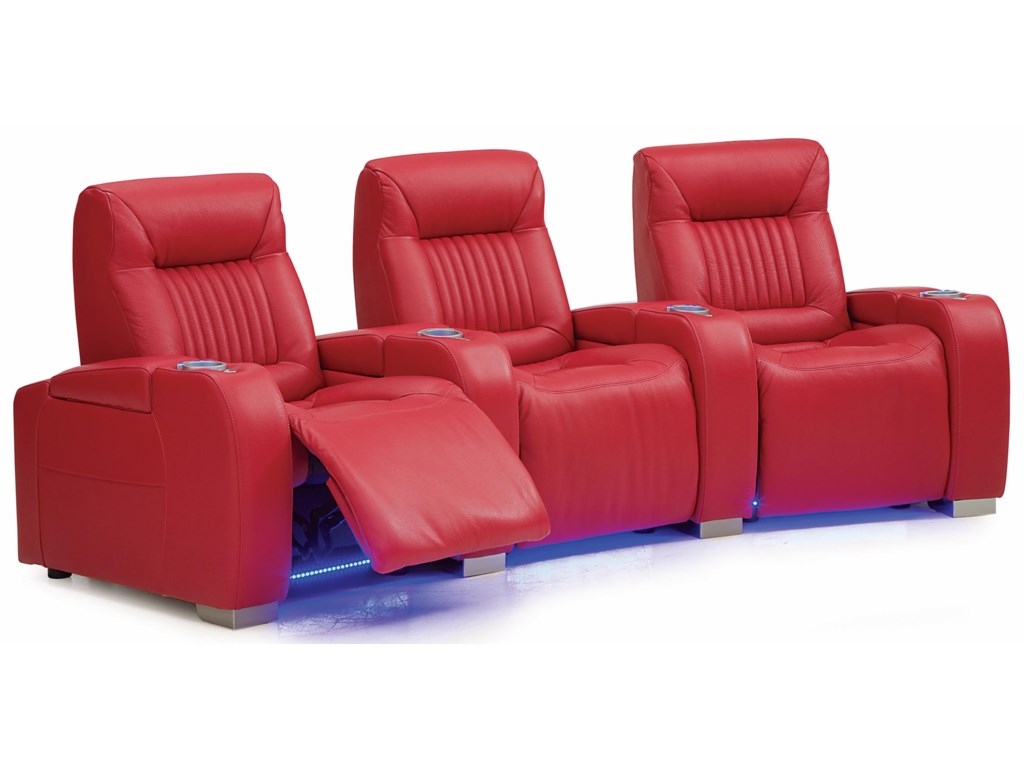 Palliser AutobahnPower 3 pc. Theather Seating