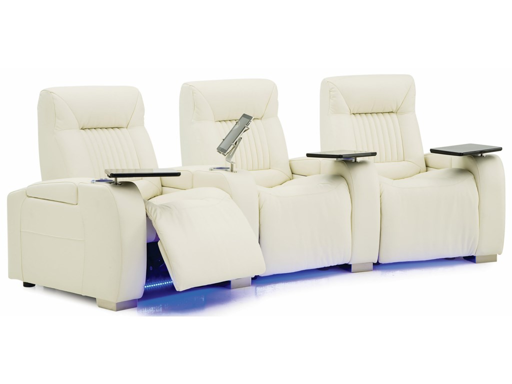 Palliser AutobahnPower 3 pc. Theater Seating