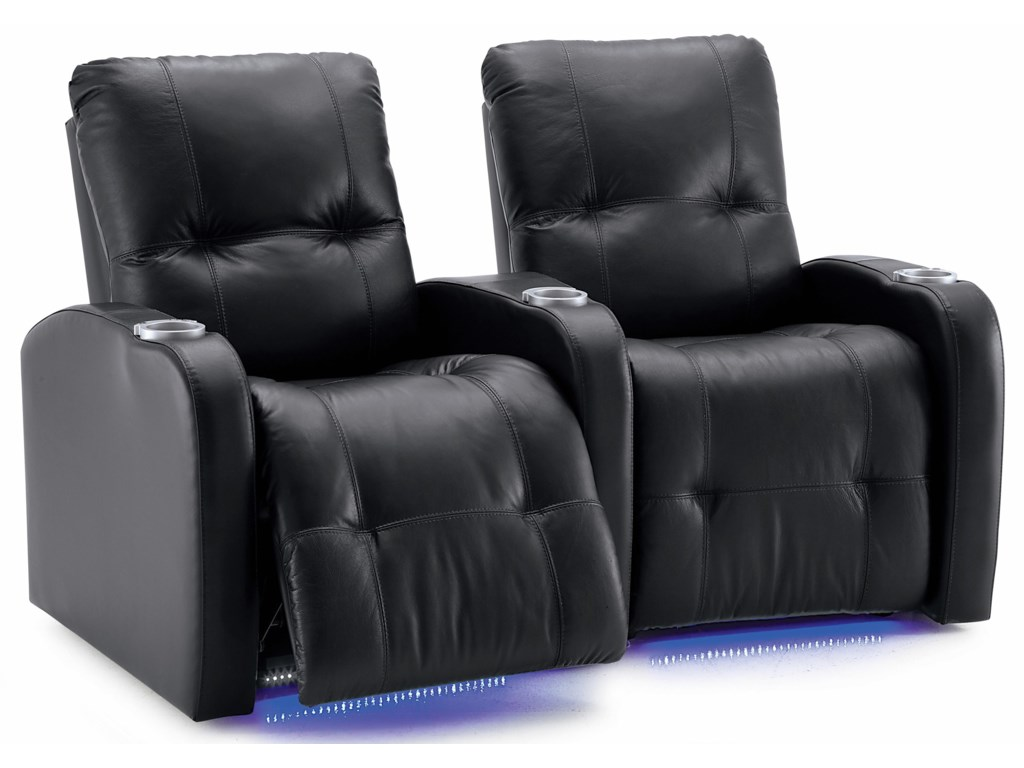 Palliser AuxiliaryPower Theater Seating