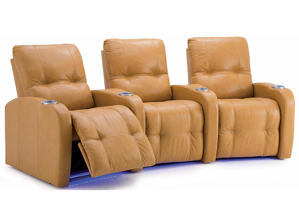 Palliser AuxiliaryManual Theater Seating
