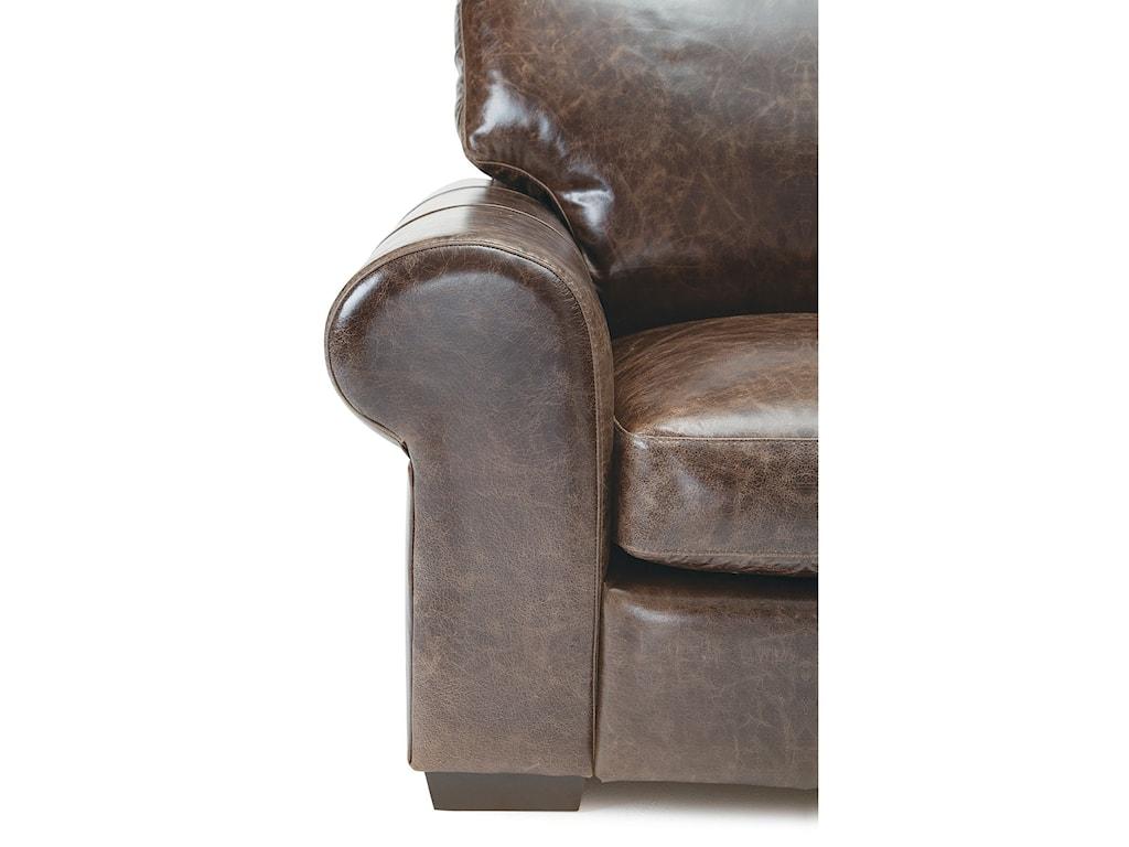 Palliser Barrington4-Seat Sectional Sofa