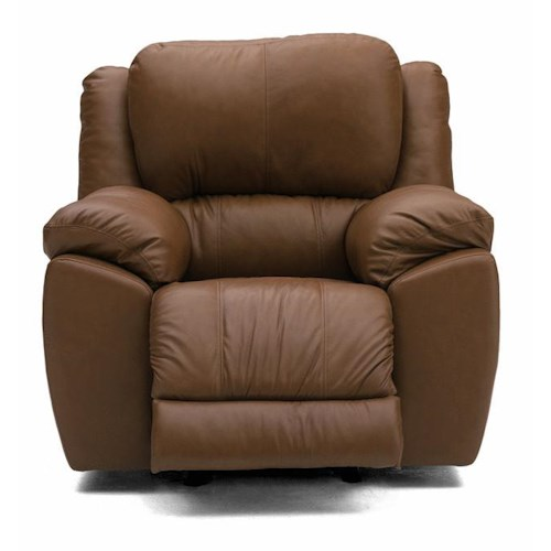 Palliser Benson 41164 Leather Rocker Recliner