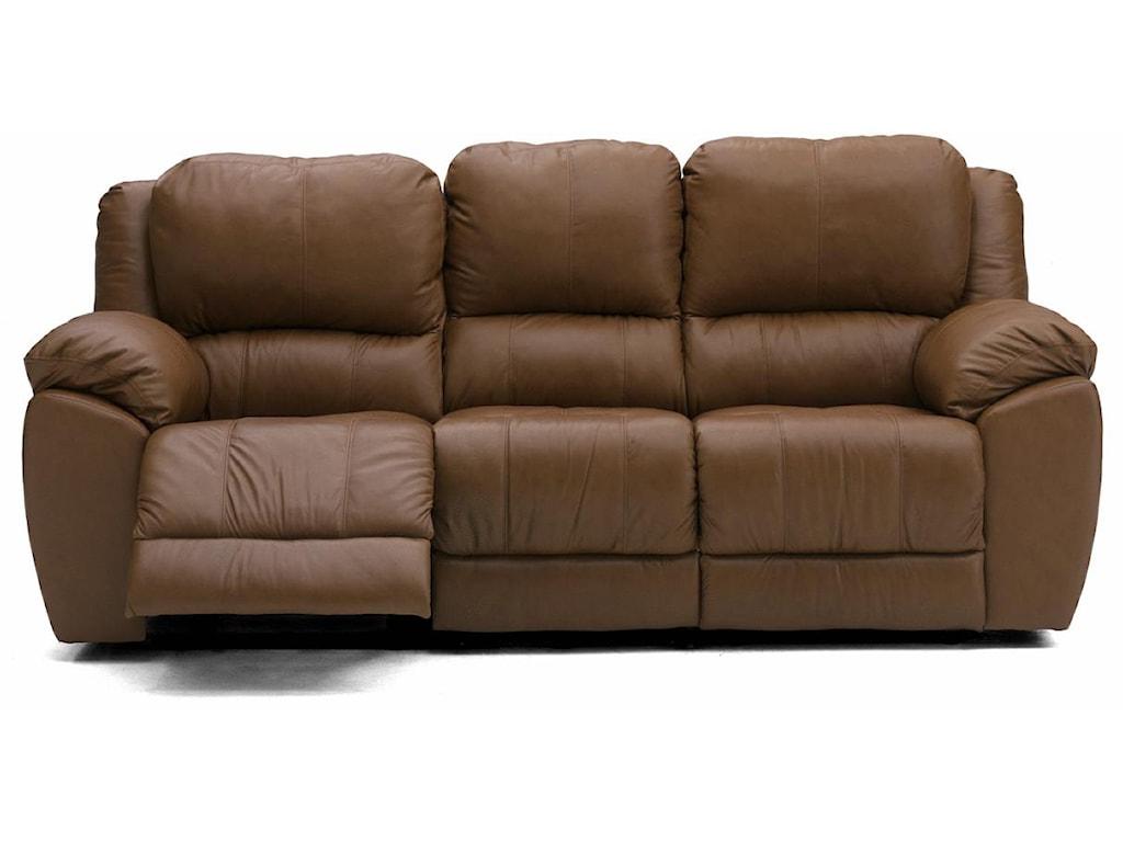 Benson 41164 Leather Reclining Sofa By Palliser