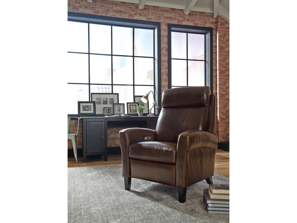 Palliser BiscaynePower High Leg Recliner