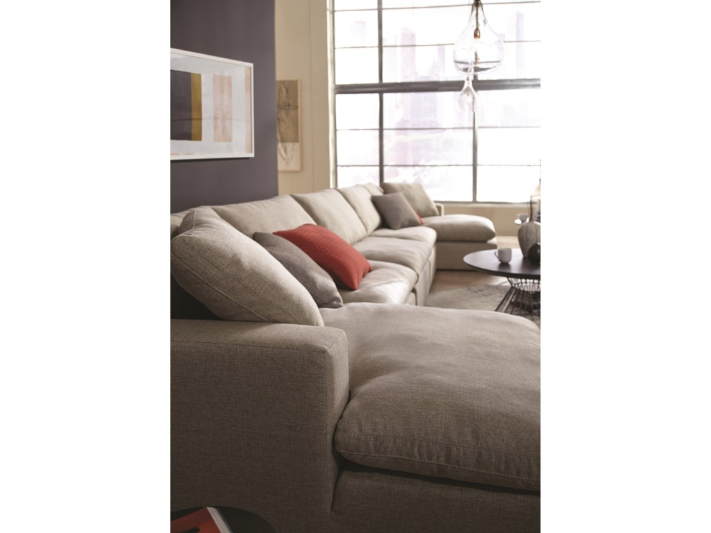 Palliser Bloom5-Seat Sectional Sofa