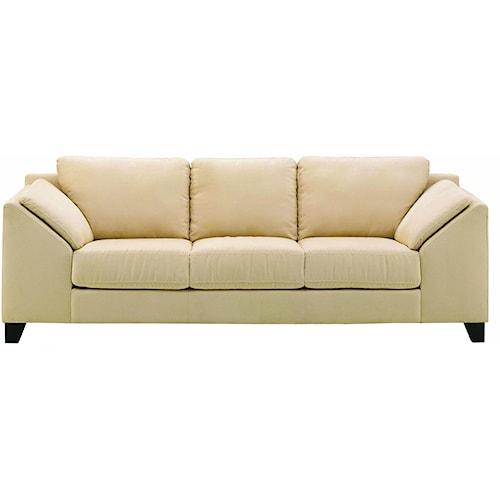 Palliser Cato Contemporary Upholstered Sofa