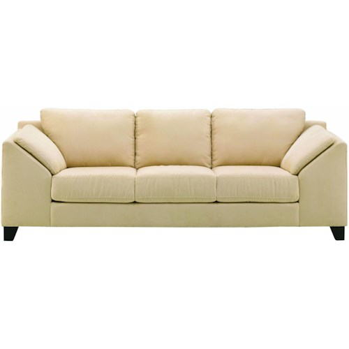 Palliser Cato Contemporary Upholstered Sofa