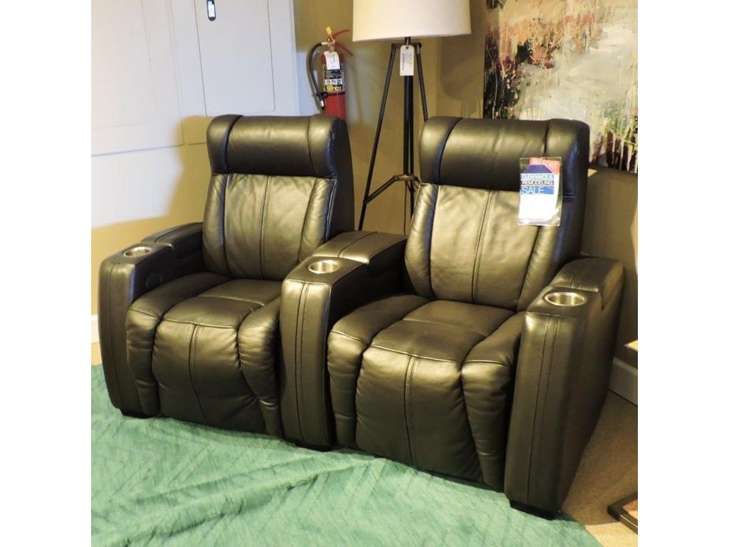 Palliser ClearanceHome Theater w/ Power